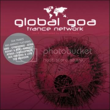 VA - Global Goa Trance Network Vol. 2 (2CD) 2009